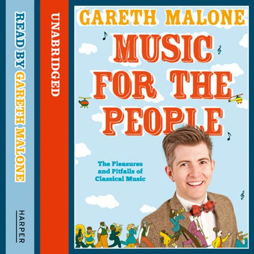 Music for the People audiobook cover art