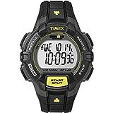 Timex - T5K790 - Ironman 30 Lap Rugged - Montre de Sport Homme - Quartz Digital...