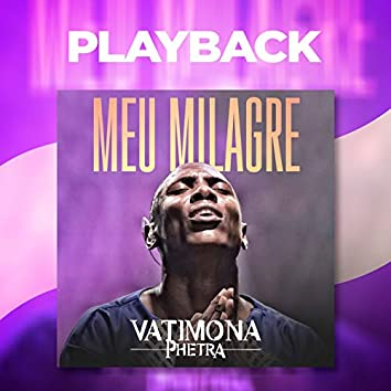 Meu Milagre (Playback)