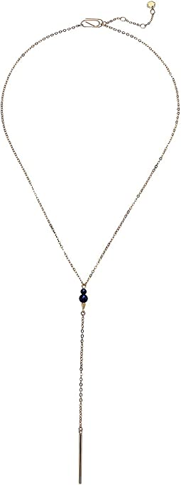 Pearl Y-Necklace 20""