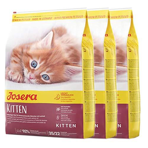 Josera 3 x 10 kg Kitten NEU - Nachfolger von Minette