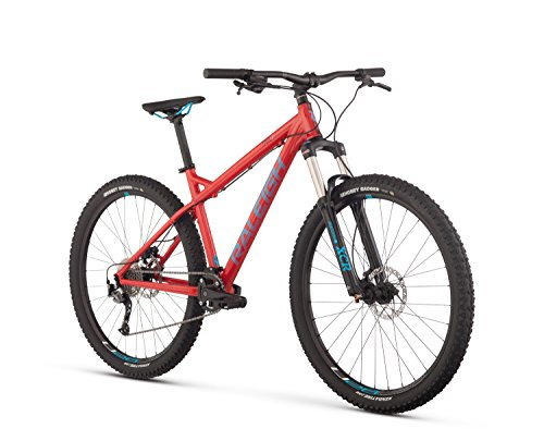 Raleigh Bikes Tokul 2 Mountain Bike, Red, 19'/Large