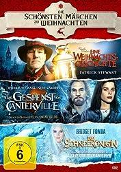 Die schönsten Märchen zu Weihnachten, Die Weihnachtsgeschichte, Das Gespenst von Canterville, Die Schneekönigin