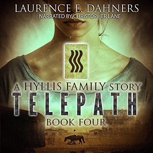 Telepath Audiobook By Laurence Dahners cover art