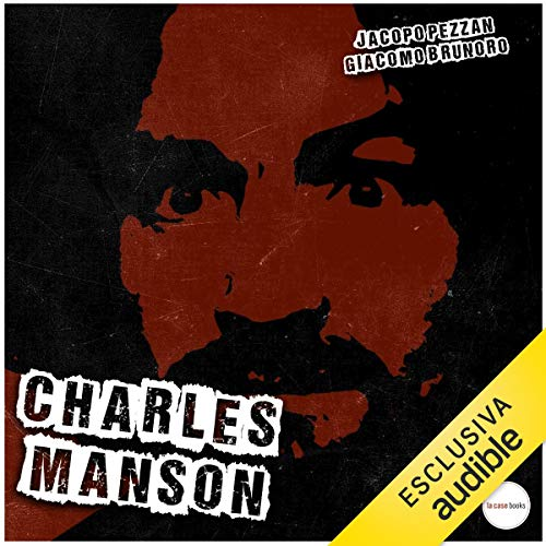 Charles Manson audiobook cover art