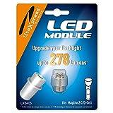 Module Led pour Mag Lite Xpress pour lampes de poche 2/C-D Cell-Lampe torche, LXB405, 278 Lumen