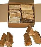 Robinie/ falsche Akazie 20kg Smoker-Holz Grillholz Räucherholz Brennholz Smoker-Wood für BBQ Smoker-Öfen
