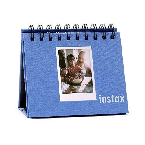 Fujifilm Instax La Porta Mini-Fotoalbum (aufklappbar), cobalt blue