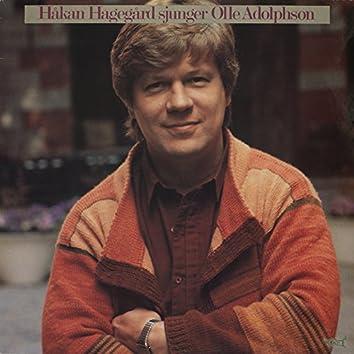 Håkan Hagegård sjunger Olle Adolphson