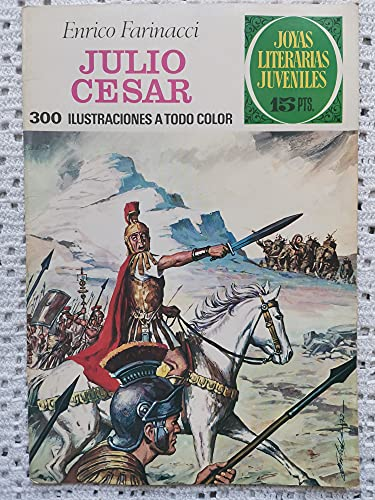 JULIO CÉSAR. Joyas literarias juveniles núm. 47