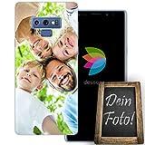 dessana Coque de protection transparente en silicone TPU - Épaisseur : 0,7 mm - Pour Samsung Galaxy...