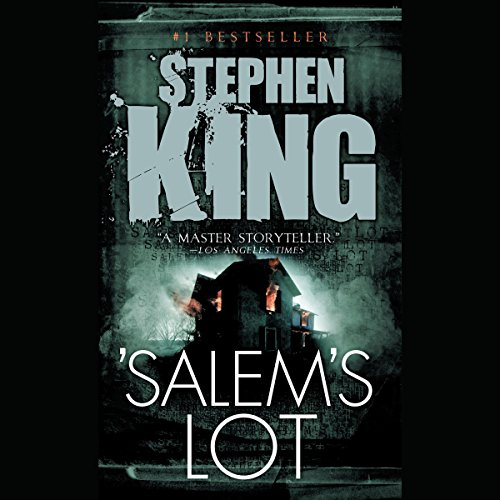 Salem's Lot audiobook cover art