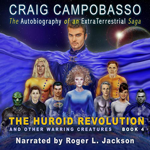 The Huroid Revolution and Other Warring Creatures  By  cover art