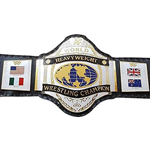 hulk hogan championship belt - 4