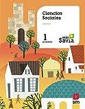 Ciencias sociales. 1 Primaria. Más Savia. La Rioja
