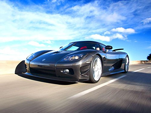 Gifts Delight Laminated 17x13 Poster: Koenigsegg CCX