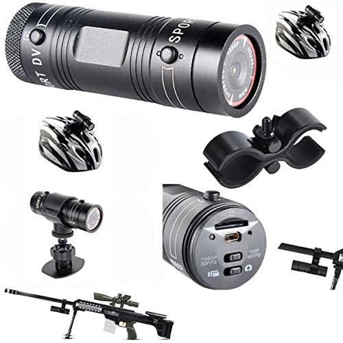 Shotgun Camera,1080P Full HD Action Video Camera...
