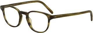 Oliver Peoples Fairmont 5119 Matte Moss Tortoise Color 0247 Size 47
