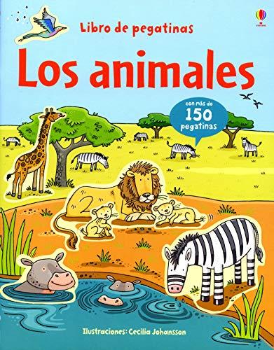 ANIMALES,LOS (Libros De Pegatinas)