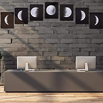 Best moon phases art Reviews