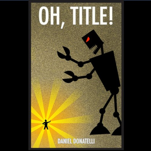 Oh, Title! audiobook cover art
