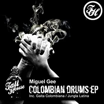 Colombian Drums EP