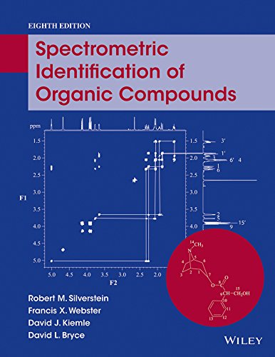 Compare Textbook Prices for Spectrometric Identification of Organic Compounds 8 Edition ISBN 9780470616376 by Silverstein, Robert M.,Webster, Francis X.,Kiemle, David J.,Bryce, David L.