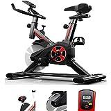 WXHHH Las Bicicletas De Spin De Interior para Hombres, Plegable Inicio Ejercicio Multi Función del Pedal De La Bici De Fitness Equipamiento Bicicletas Bicicleta De Spinning