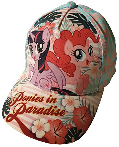 My little Pony Ponies in Paradise - Gorra infantil (talla 54), color...