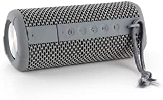 Jonter Portable Wireless Bluetooth Speaker - Grey