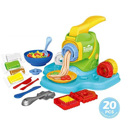 LHTY Kinder Puzzle DIY manuelle plastilin werkzeugform ton Farbe ton nudel Maschine spielhaus Spielzeug Prime Geschenke für Kinder