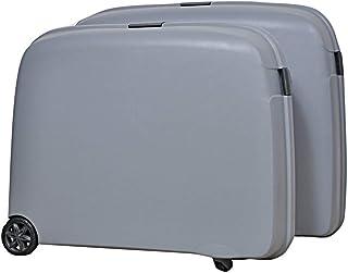 Magellan Luggage Trolley Bags For Unisex, Green