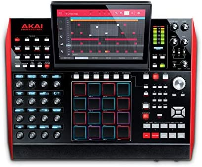 Akai Professional MPC X Fully Standalone MPC With 10 1 Inch Multi Touch Display 16GB On Board product image