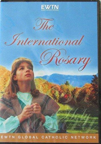 THE INTERNATIONAL HOLY ROSARY*AN EWTN 1-DISC DVD