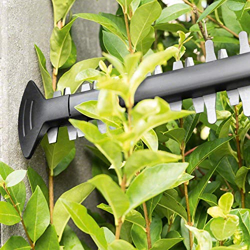 Tagliasiepi Bosch AHS 50-20 LI (1 batteria, sistema 18 volt, lunghezza di taglio 50 cm, distanza lama 20 mm, in scatola)
