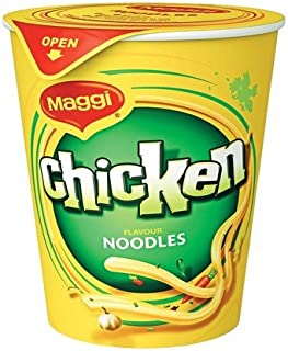 Best maggi chicken cup noodles Reviews