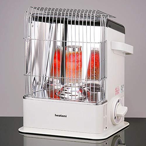 イワタニ カセットガスストーブ ハイパワータイプ デカ暖 暖房機 CB-STV-DKD ウォームホワイト