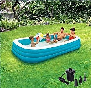 Amazon In Swimming Pool