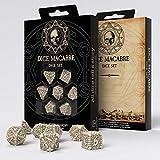 Q-Workshop DICE Macabre (Dice Set)
