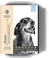 WET DOG FOOD FOR SMALL AND LARGE DOGS. The Natures Harvest Wet Dog Food Chicken and Brown Rice wet dog food for adult combination is Wheat-Gluten Free, perfect for improving the overall gut health and mood of your dogs. An easy-to-chew-and-digest dog...