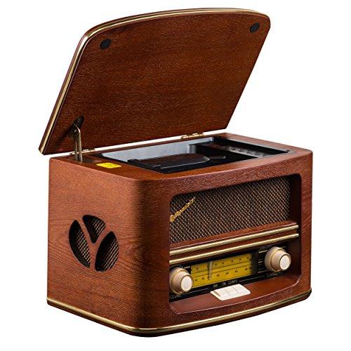 Roadstar HRA-1500MP - Radio con CD