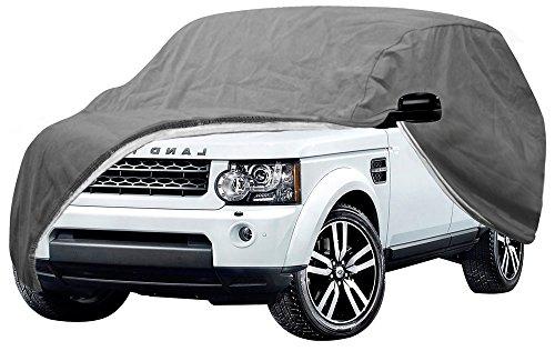 OxGord Signature Auto Cover - Water Resistant 5 Layers - True...