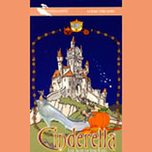 Cinderella (Dramatized) audiobook cover art