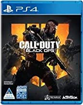 Call Of Duty Black OPS 4 PlayStation 4 by Activision