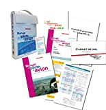 Mallette du pilote privé d'avion : Licence de pilote privé d'avion PPL(A) conforme AESA