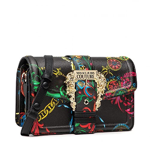 Versace Jeans Couture mujer bolsos bandolera nero