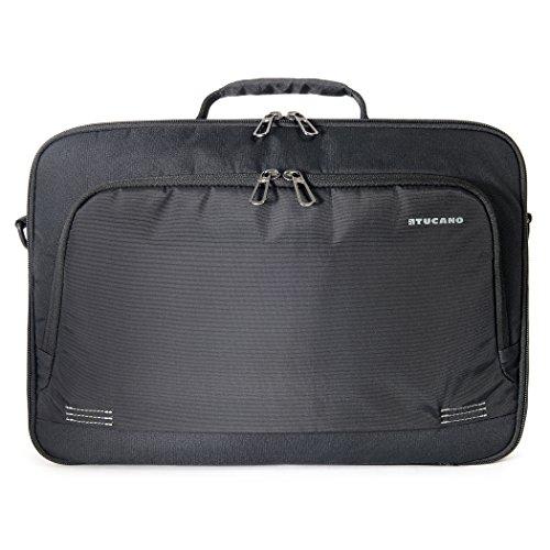 Borsa (Impermeabile & ECO Friendly) per notebook 15.6', Ultrabook 15.6' e MacBook Pro 15' Retina Colore NERO