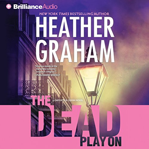The Dead Play On audiobook cover art