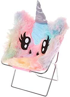 Claire's Girl's Pastel Rainbow Unicorn Phone Holder