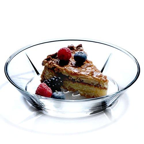 Rosendahl - Grand Cru - Eisteller, Salatteller, Dessertteller - Glas - 4er Set
